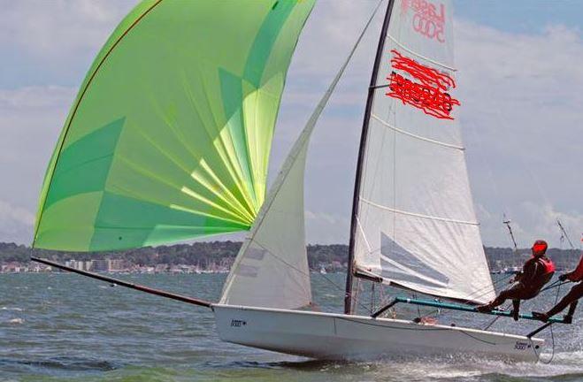 Laser Boats Laser 5000