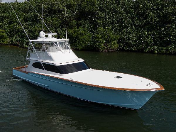 Custom Carolina 61