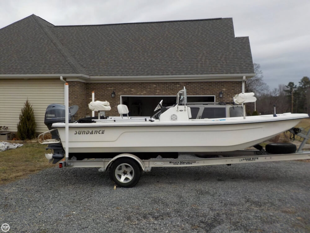 Sun Dolphin F19 Center Console 2014 Sundance F19 Center Console for sale in Reidsville, NC