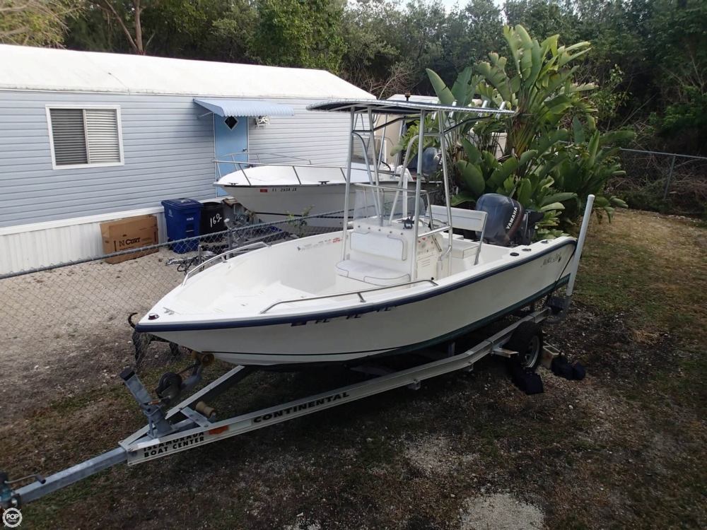 Mckee Craft 1800 Pulse CC 2003 Mckee Craft Pulse for sale in Tavernier, FL