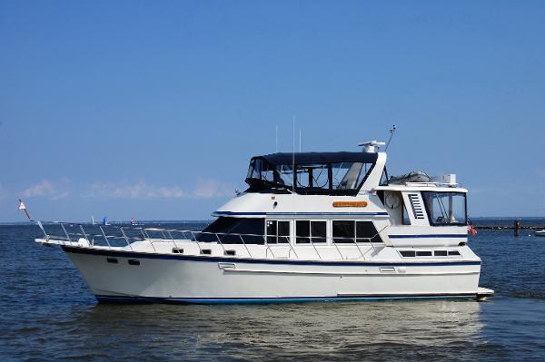 Jefferson Sundeck Port Profile