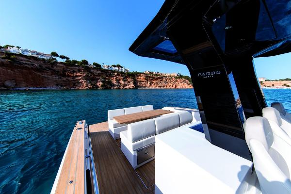 Pardo Yachts 38 Manufacturer Provided Image