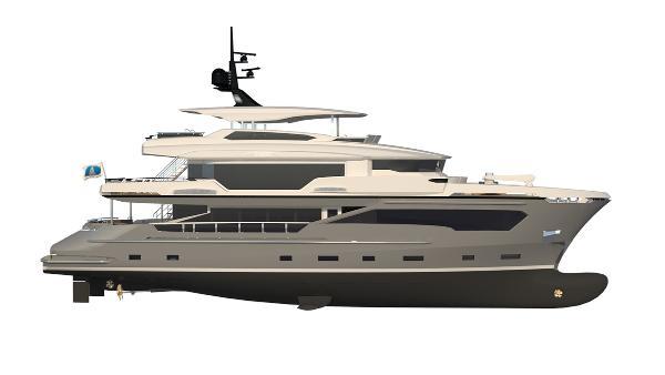 AVA Yachts Kando 110