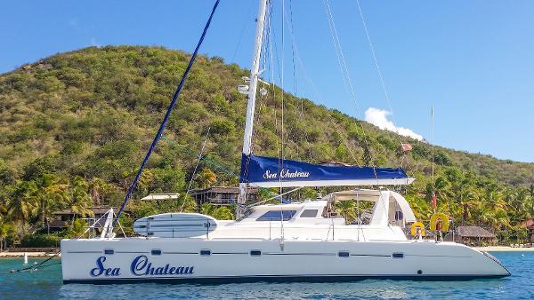 Voyage Yachts Voyage Mayotte 500