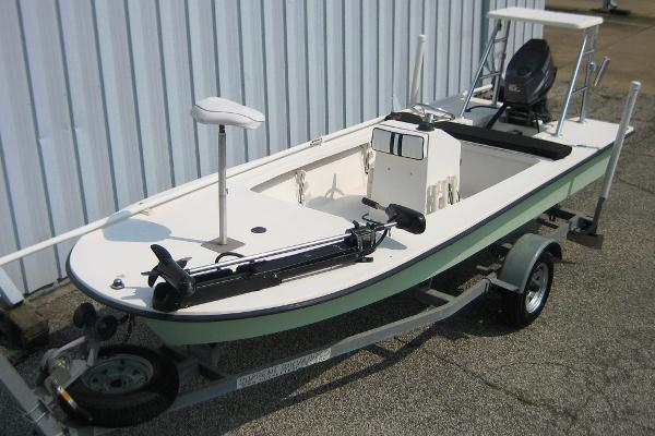 Mitzi Skiffs 16 Center Console
