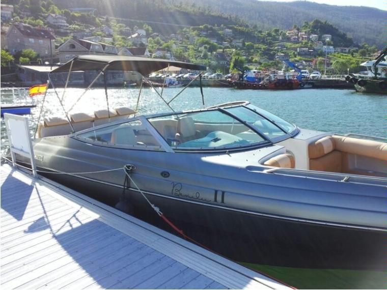 Mariah Mariah Boats 252 Shabah