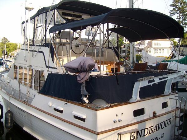 Island Gypsy 40' Trawler ISLAND GYPSY 40' TRAWLER