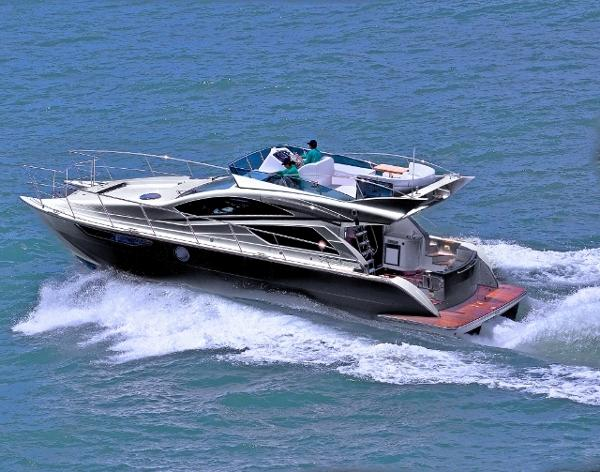 Mares 45 Flybridge Cat Photo provided by Manufacturer