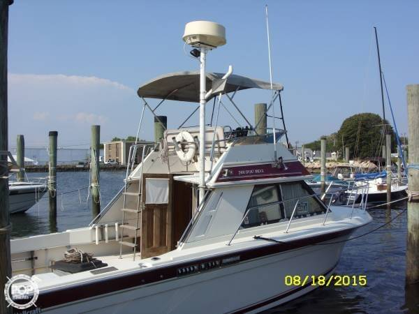 Wellcraft Sport Bridge 2900 1984 Wellcraft 2900 Sport Bridge for sale in Fairhaven, MA
