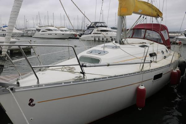 Beneteau Oceanis 321