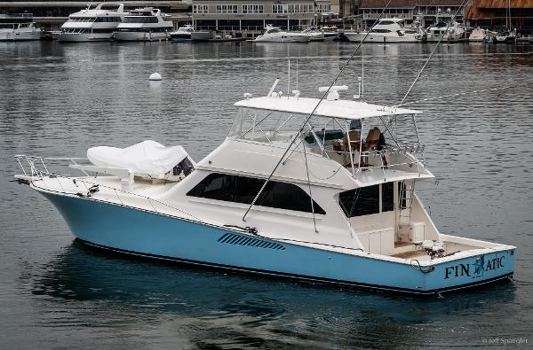 "Viking Convertible 65' Viking Sportfisher ""FINATIC"""