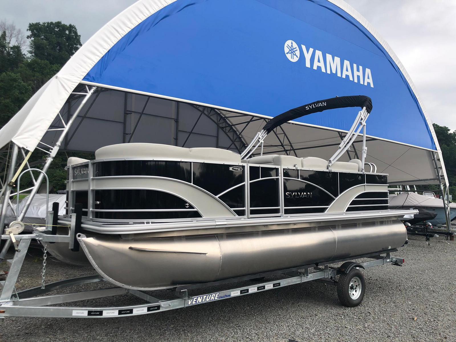 Sylvan 8520 Cruise N Fish LES