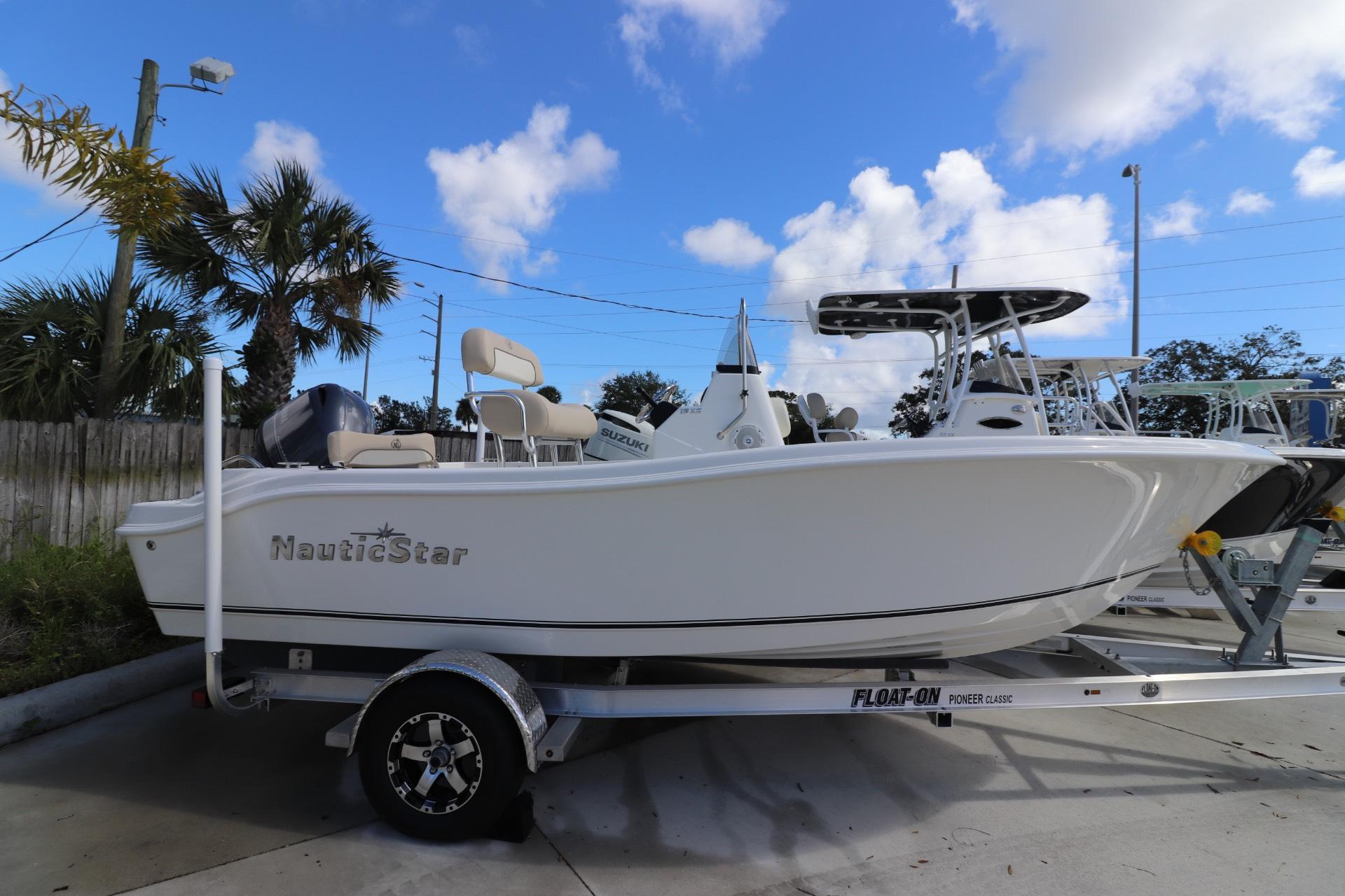 NauticStar 19 XS Offshore