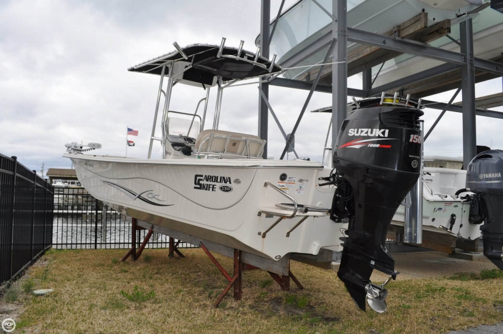 Carolina Skiff 238 DLV 2014 Carolina Skiff 238 DLV for sale in Atlantic Beach, NC