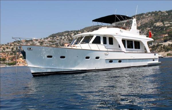Clipper Motor Yachts Cordova 60