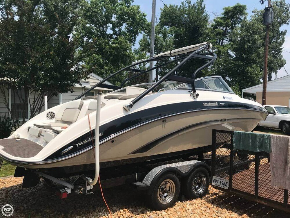 Yamaha 242 Limited S 2013 Yamaha 242 Limited S for sale in Colonial Beach, VA