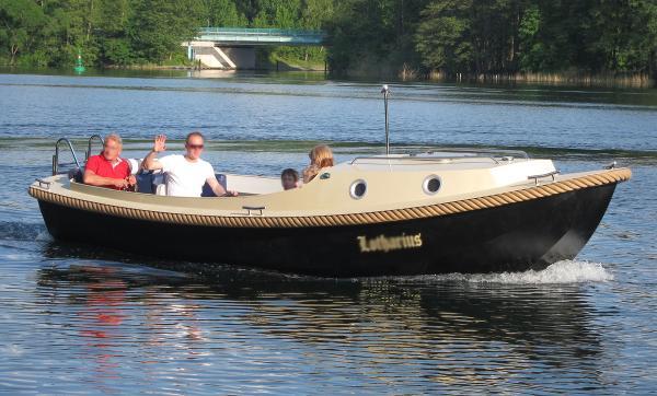 Pedro Boat Kft. Lotharius