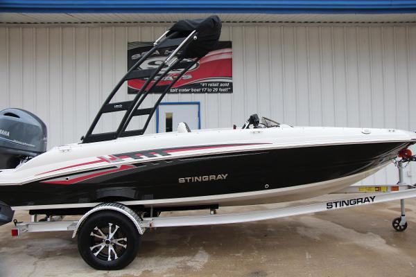 Stingray 182SC Tower