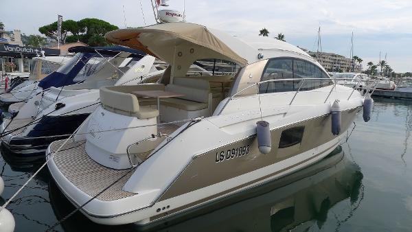 Jeanneau Prestige 38 S.