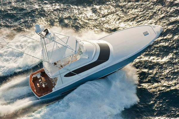 Hatteras GT70 Manufacturer Provided Image