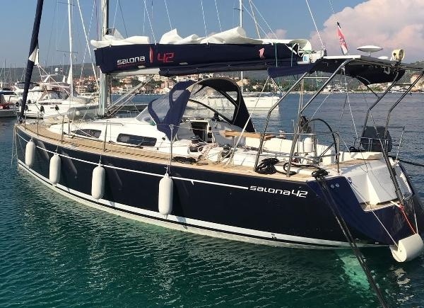 Salona 42 (VAT Paid, Sails 2018)