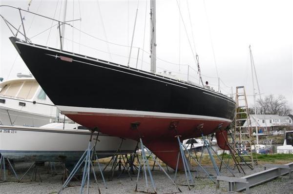 C&C 39 Sail