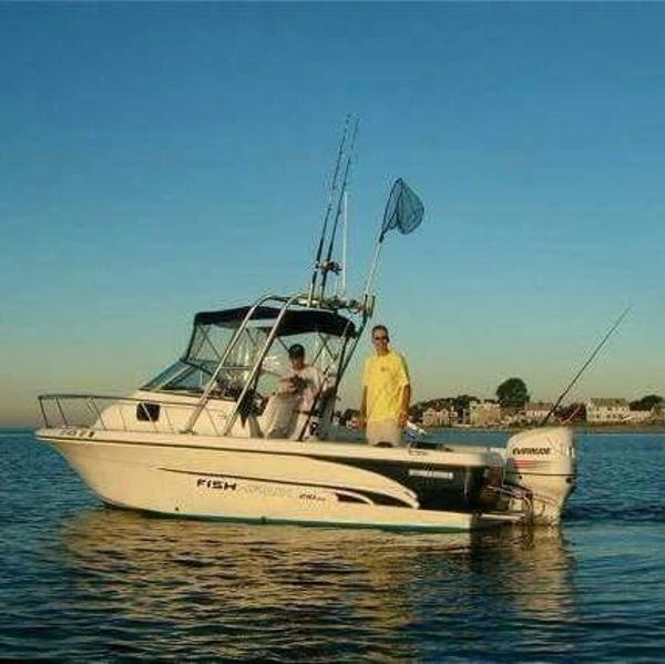 Fish Hawk 210 WA