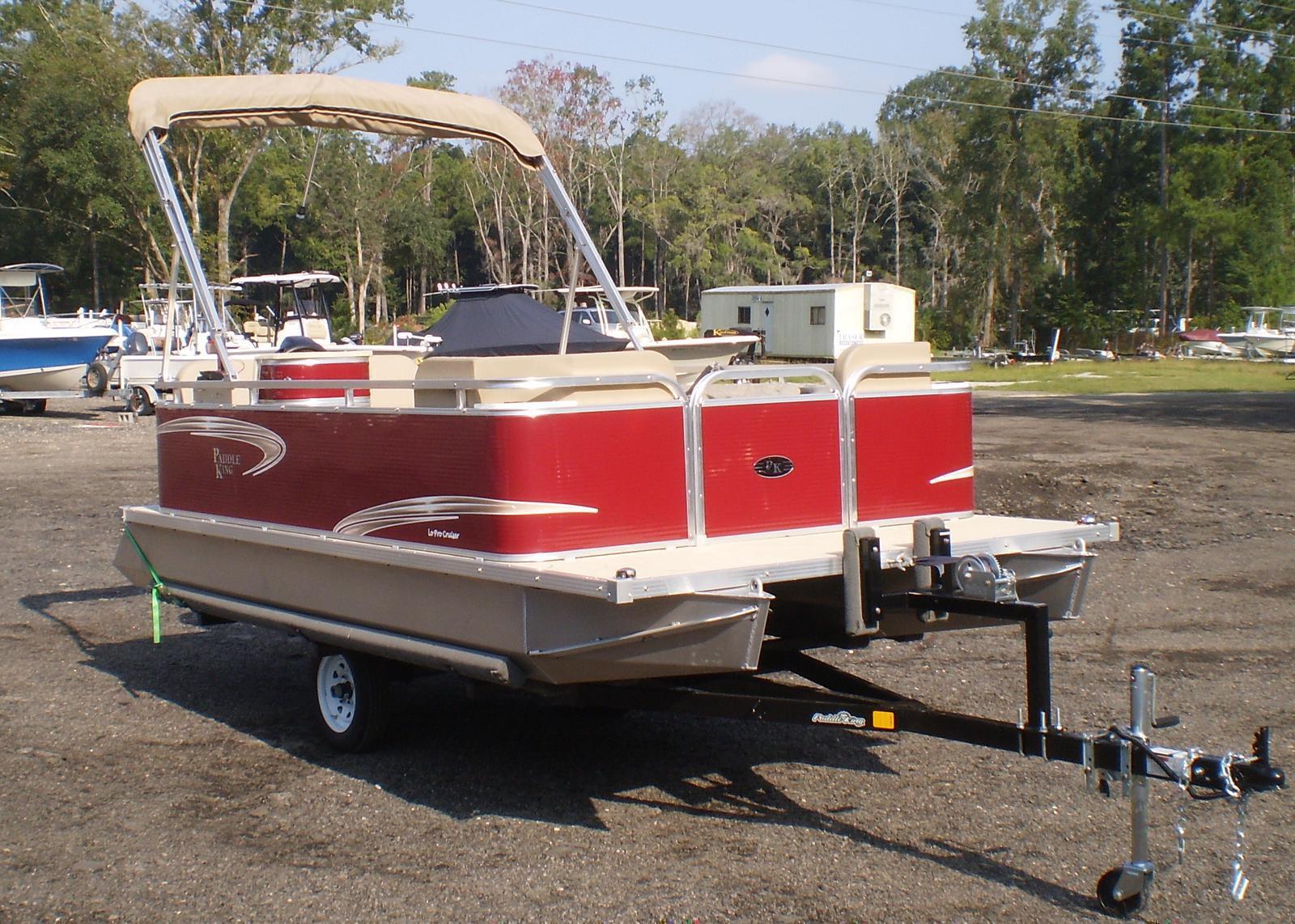 Paddle King Inc. Low Pro Cruiser