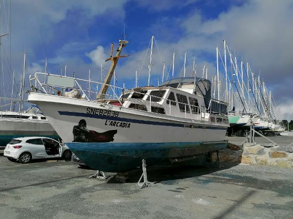 Motor Yacht Eems Jachtwerf Kruiser
