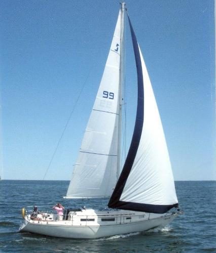 Sabre 34 MK1 1980 34 MK1