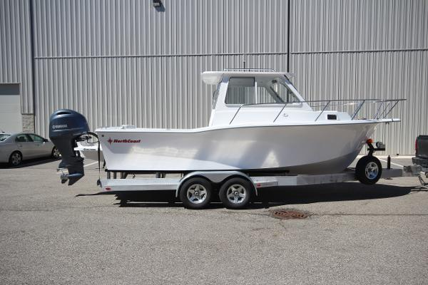 NorthCoast 235 Cabin In Stock Yamaha F200XB