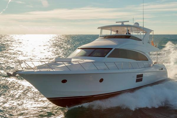 Hatteras 60 Motor Yacht Manufacturer Provided Image