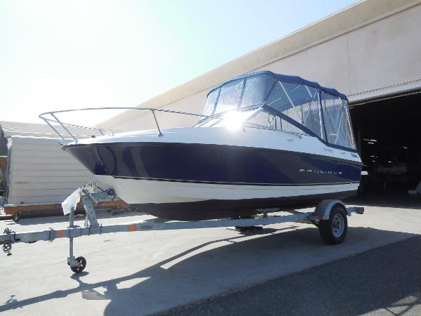 Bayliner 192 CC Discovery