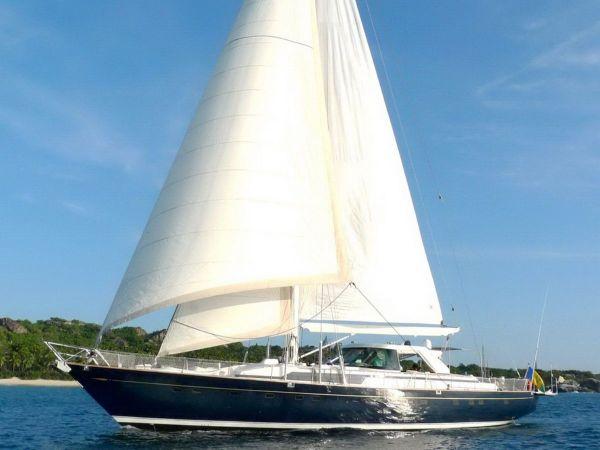 CIM MAXI 88 CIM Maxi 88 - sailing