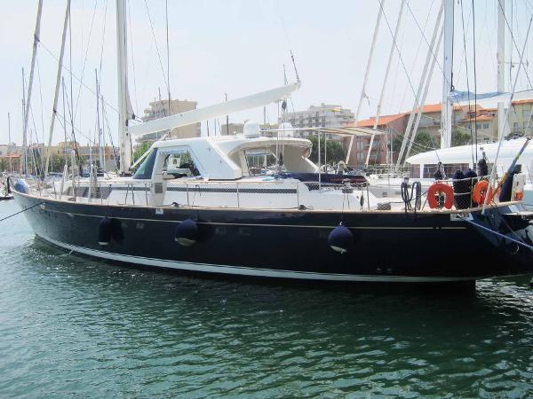 CIM MAXI 88 sailboat CIM Maxi 88 for sale