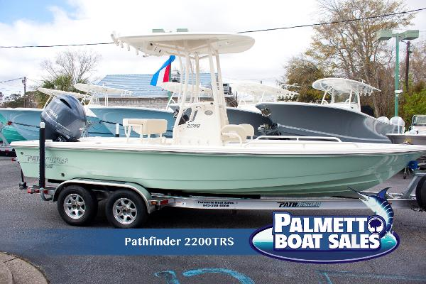 Pathfinder 2200 TRS Profile