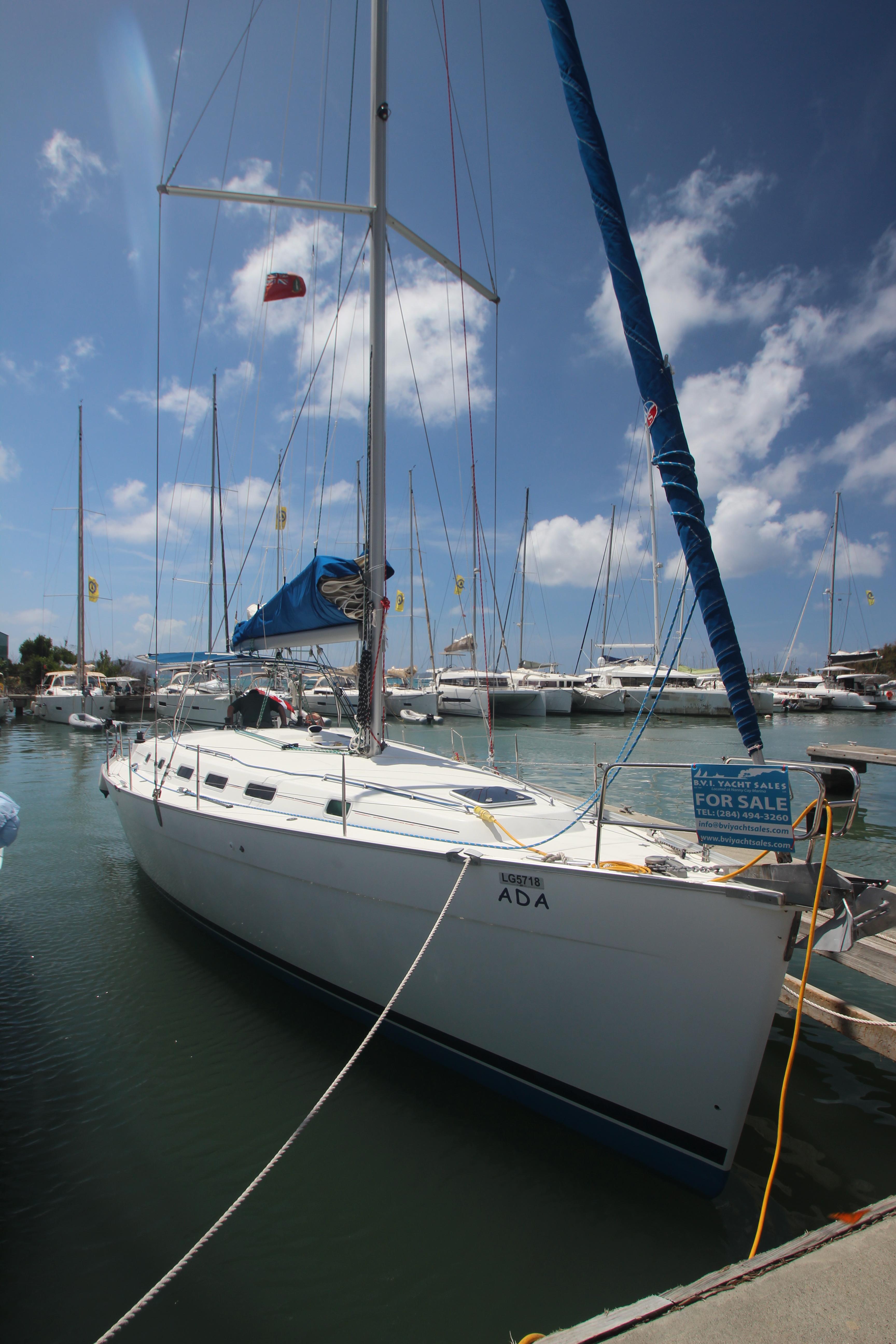 Beneteau Cyclades 43.3 IMG_0322.JPG