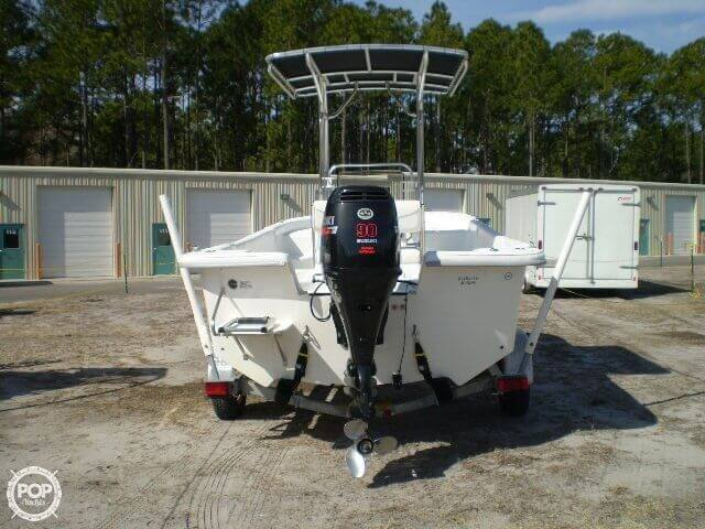 Carolina Skiff 198 DLV 2008 Carolina Skiff 19 for sale in Wilmington, NC
