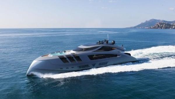 Naval Yachts 43 Meters Superyacht