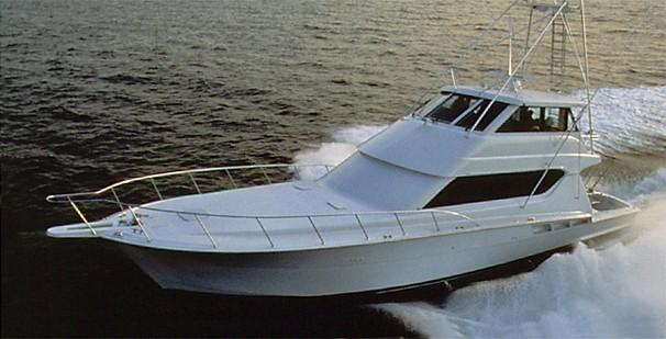 Hatteras 70 Convertible Manufacturer Provided Image: 70 Convertible