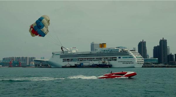 New Cruiser Yachts Parasailing 9.8m
