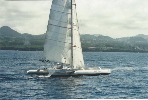 Offshore Racing Renaissance Owen Trimaran