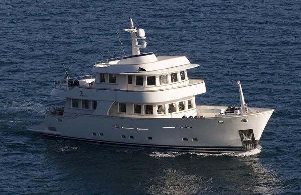 Terranova Yachts Terranova 85 TERRANOVA 85. TERRANOVA 85. TERRANOVA 85.