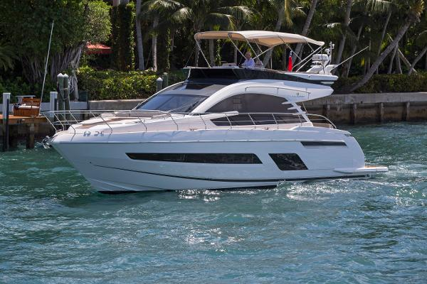Fairline Squadron 53 Manufacturer Provided Image: Fairline Squadron 53
