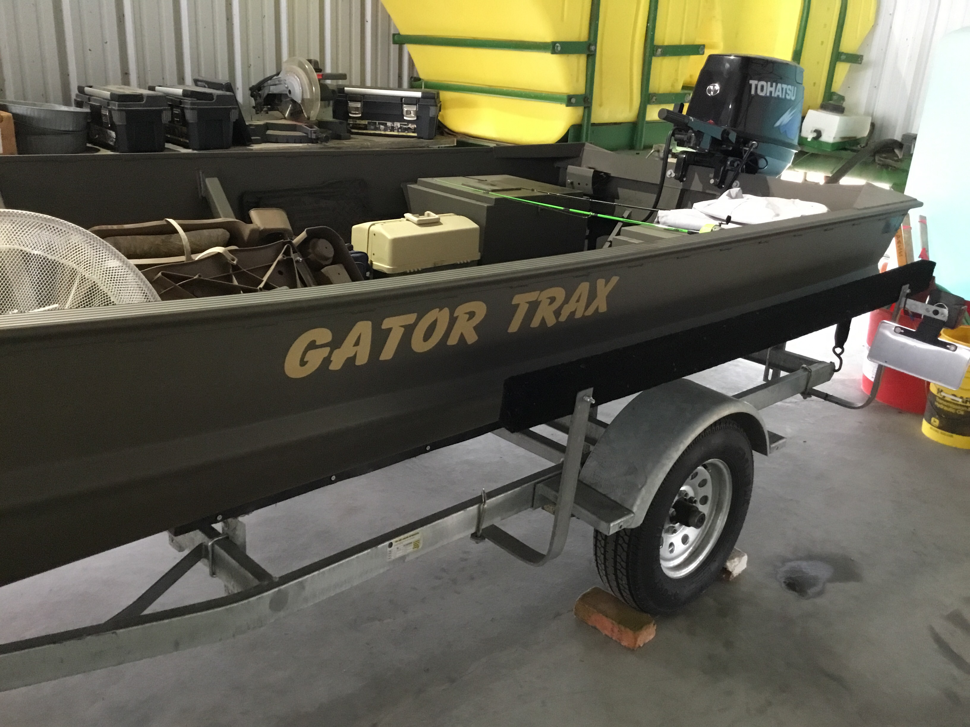 Gator Trax 7x50 Guide Edition