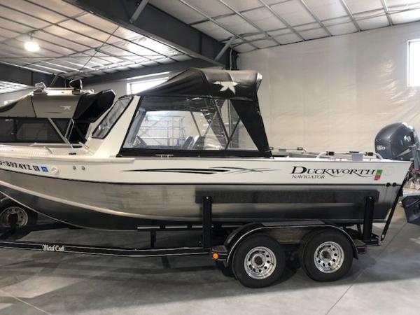 Duckworth 19 Navigator