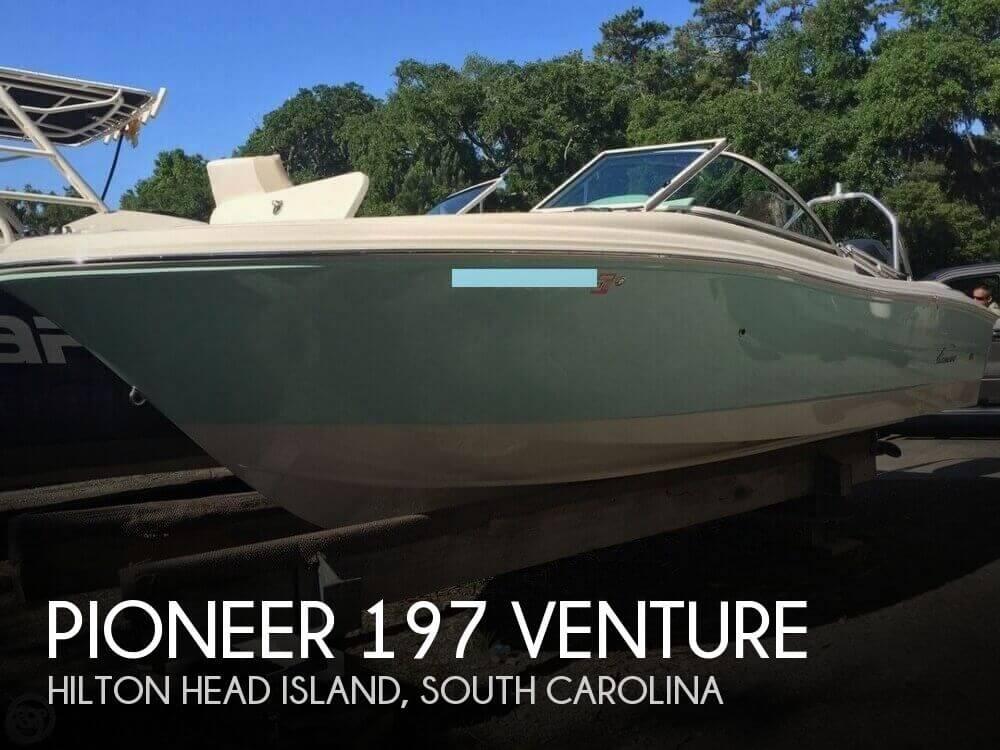 Pioneer 197 Venture 2015 Pioneer 197 Venture for sale in Hilton Head, SC