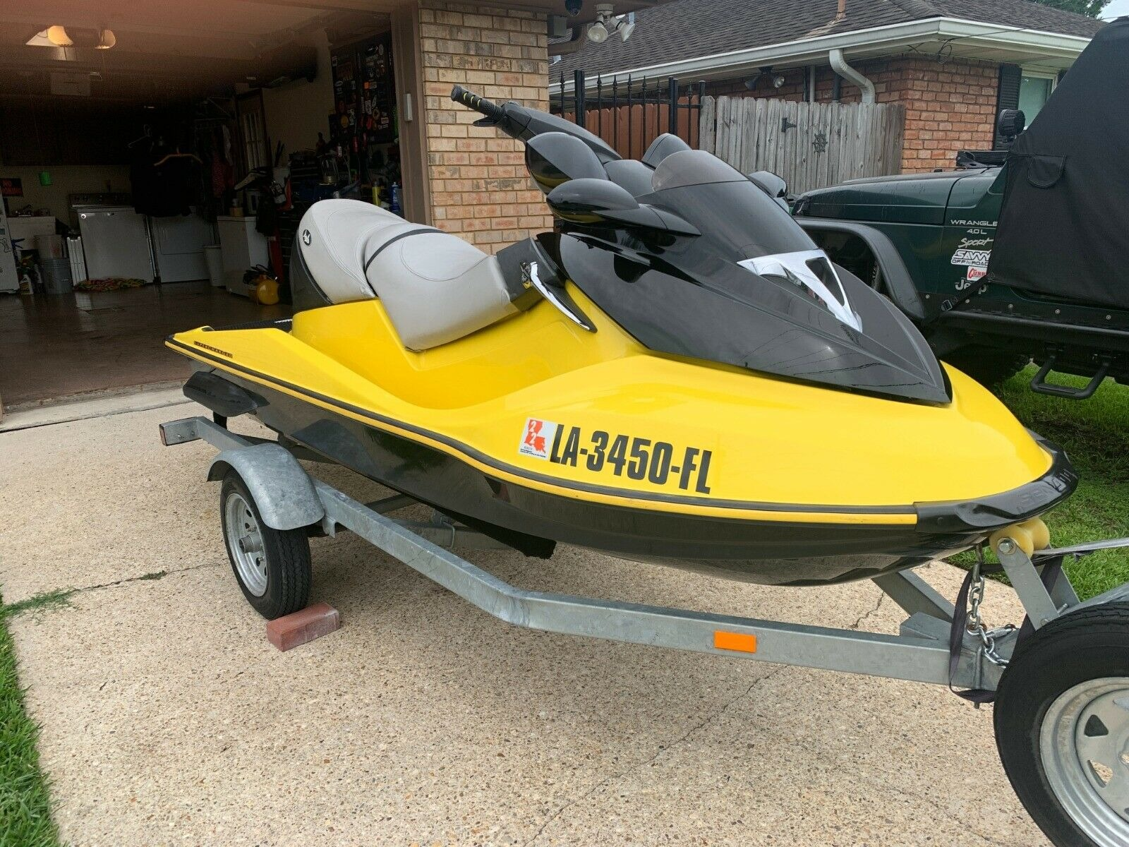 Sea-Doo GTX Supercharged