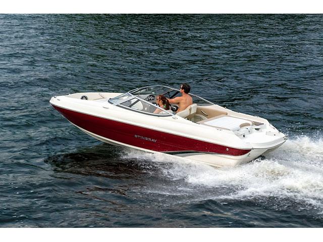 Stingray Sport Boat 188LE