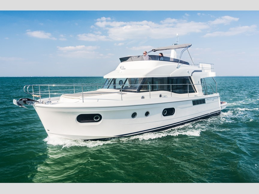 Beneteau Swift Trawler 47 Beneteau Swift Trawler 47